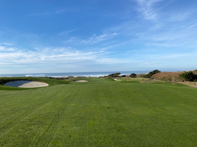 Spanish Bay Revisited